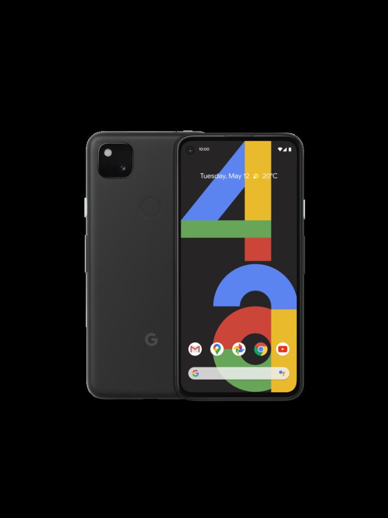 Google Pixel 4a. Image courtesy of Google.