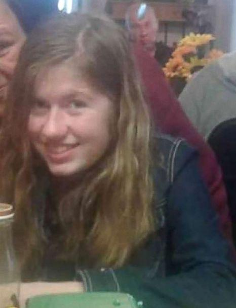 PHOTO: An undated photo of missing 13-year-old Jayme Closs of Barron, Wisconsin. (Barron County Sheriff's Office)