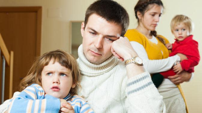 Ilustrasi Masalah Keluarga Credit: pexels.com/pixabay