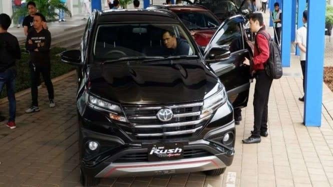 Indonesia Rangking 15 Dunia, untuk Jualan Mobil Baru Terbanyak