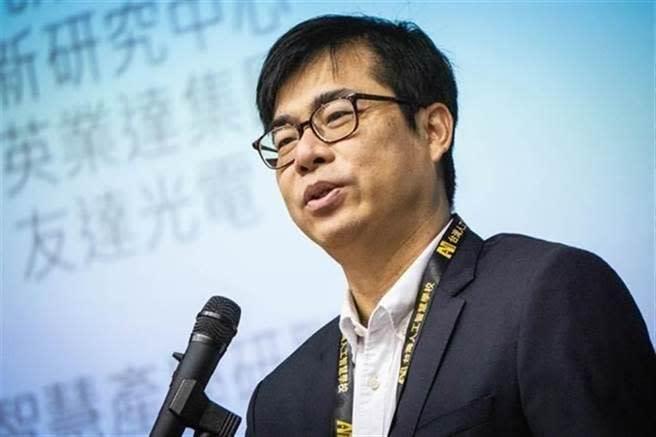 高雄市長陳其邁。(資料照片)
