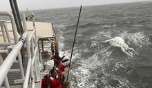 強風襲擊美起重船應聲翻覆 已知1死10多人失蹤