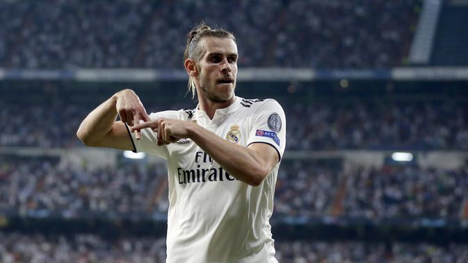 7. Gareth Bale (Real Madrid) - 1 Gol. (AP/Manu Fernandez)