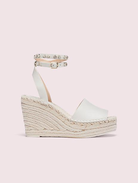 Frenchy Espadrille Wedges