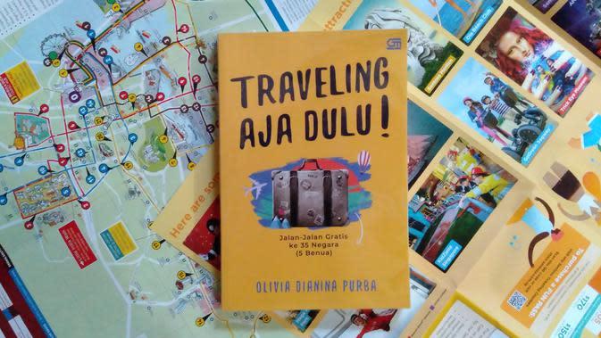 Buku Traveling Aja Dulu!/Copyright Endah