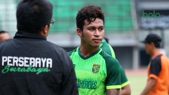 Mengurus Proses Jadi PNS di Jayapura, Osvaldo Haay Tak Ikut TC Persebaya