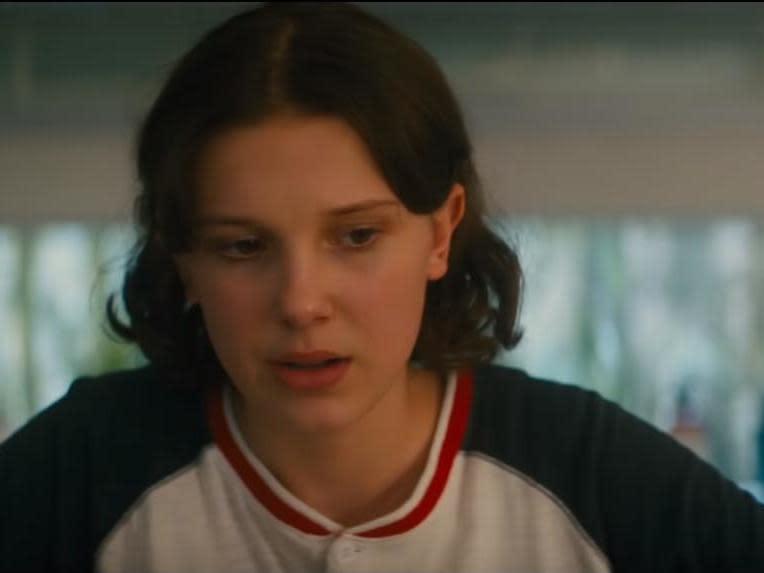 《哥吉拉:怪獸之王》的Millie Bobby Brown (2004)