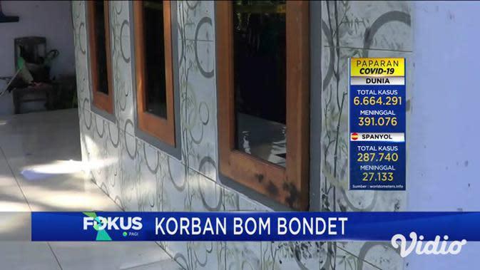 VIDEO: Pria di Pasuruan Tewas di Rumahnya Akibat Diduga Dilempar Bondet