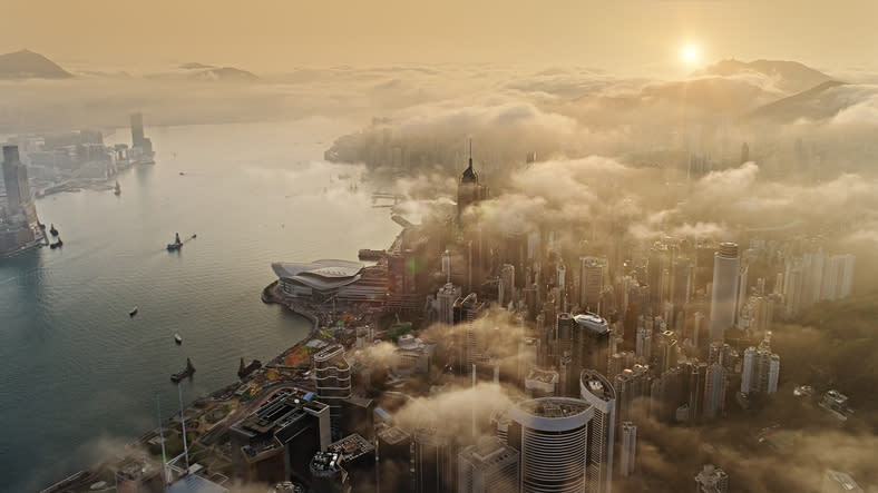 【陳雲專欄.三文治】中國結構調整,香港哀鴻遍野