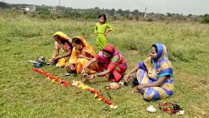 Perempuan di Nichupara Basti, West Bengal (cr: Special Arrangement)