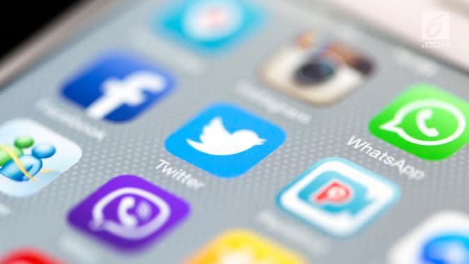 Twitter Nonaktifkan Cuitan Donald Trump Karena Pelanggaran Hak Cipta