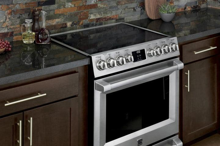 Kenmore Oven Cleaning