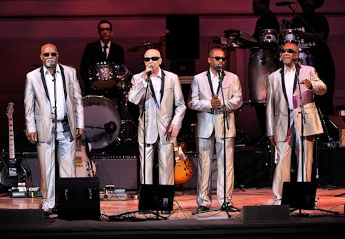Exclusive! Blind Boys of Alabama Premiere 'I'll Find A Way (To Carry It All)'