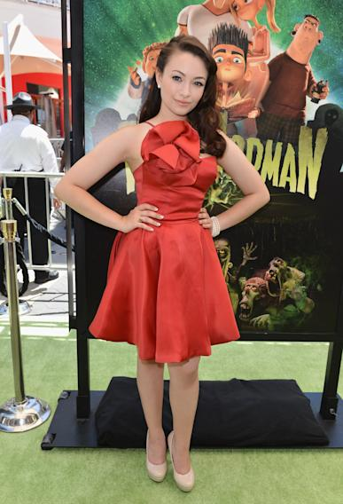 "Premiere Of Focus Features' ""ParaNorman"" - Red Carpet"