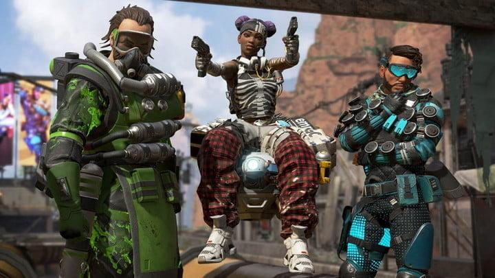 Caustic, Lifeline, and Mirage | Choosing a legend | Apex Legends beginners guide