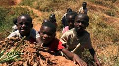 經濟成長的背後是剛果人民的痛苦