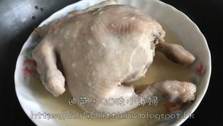 日式麻醬雞絲冷烏冬-消暑涼拌