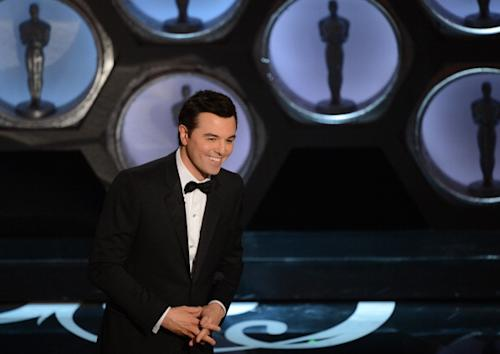 Oscars 2013: What the Critics Thought of Seth MacFarlane's Hosting