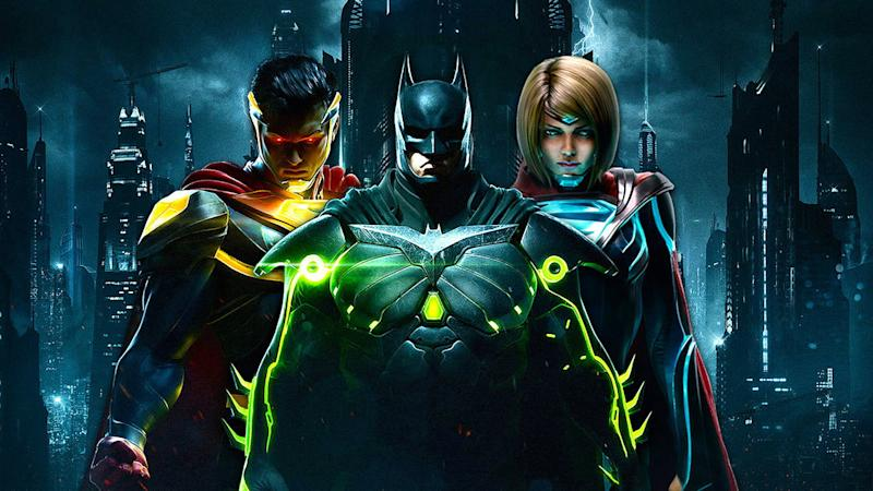 Injustice 2 and NASCAR Heat 5 are free to play on Xbox this weekend