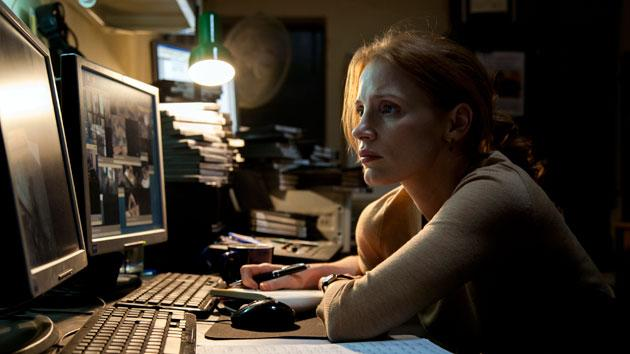 Adams on Reel Women: Oscar-nominee Jessica Chastain does John Wayne in 'Zero Dark Thirty'