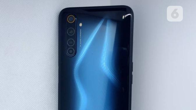 Tampilan kamera utama Realme 6 Pro. Liputan6.com/Iskandar