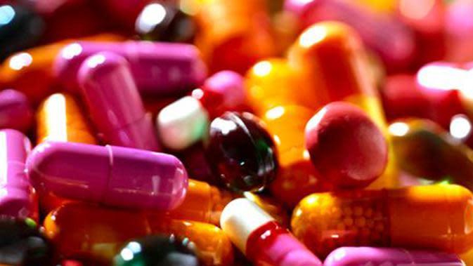 Antibiotik. Foto:ilustrasi