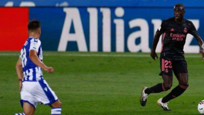 Serangan Buntu, Madrid Gagal Taklukkan Sociedad