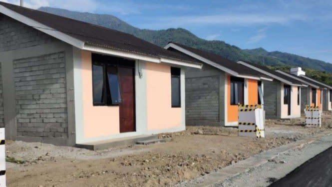 PUPR Mulai Pembangunan 1.005 Hunian Tetap Korban Bencana Sulteng