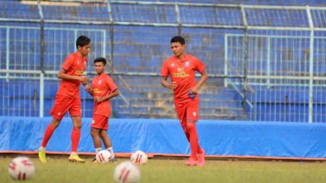 Arema Resmi Tunjuk Pelatih Anyar untuk Lanjutan Liga 1