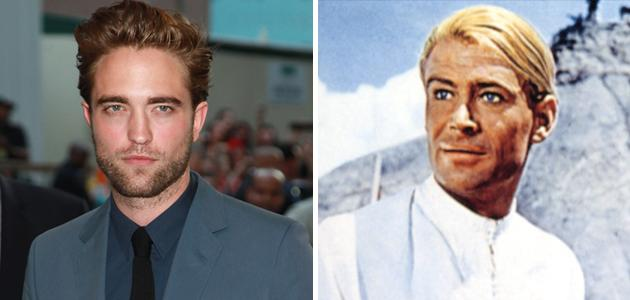 Robert Pattinson set to play Lawrence of Arabia