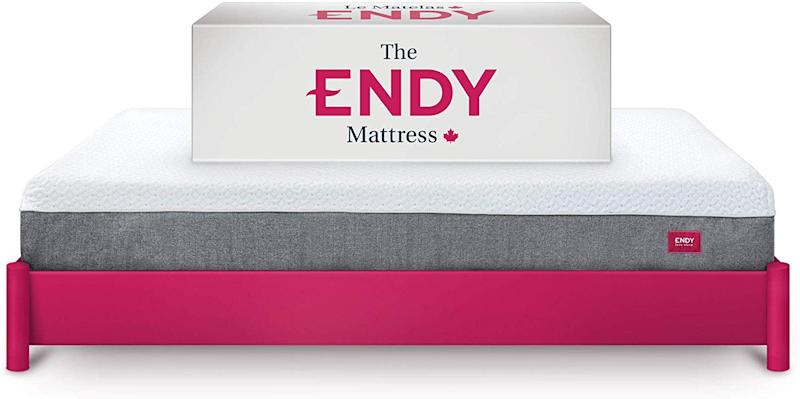 The Endy Mattress. Image via Endy.