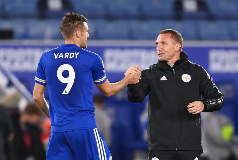 Rodgers heaps praise on Barnes after Burnley win