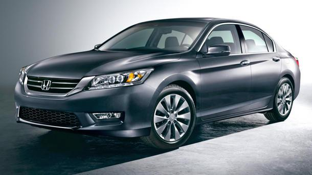 The 2013 Honda Accord turns the blandness down a notch