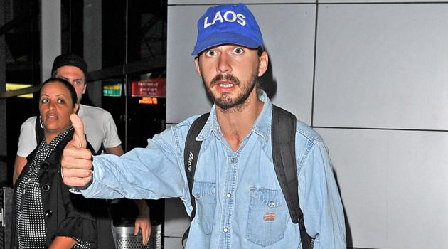 Shia LaBeouf to shoot real sex scenes in new Von Trier movie