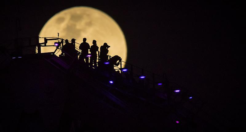Supermoon Australia: How and where to see the full moon in your city