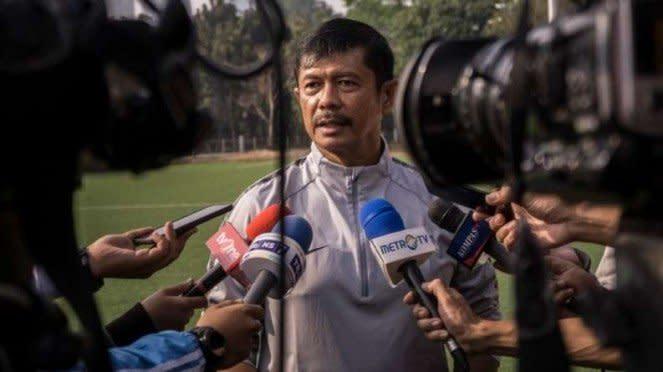Direktur Teknik PSSI, Indra Sjafri
