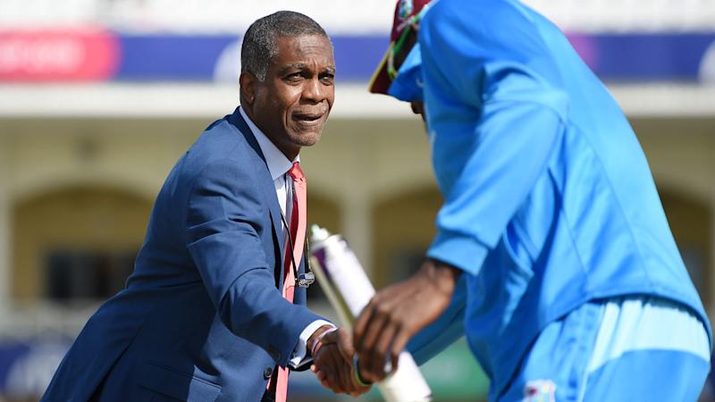 Michael Holding was in hot water with the ICC over his remarks during the West Indies' loss to Australia. Pic: Getty
