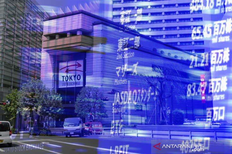 Saham Tokyo dibuka menguat menyusul kenaikan Wall Street