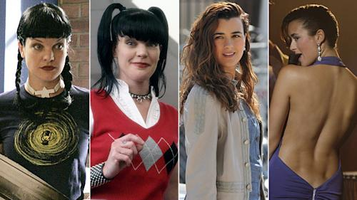 Extended Behind-the-Scenes Look at 'NCIS' Fashions