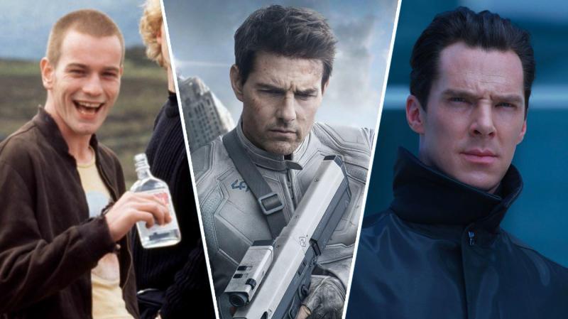 Trainspotting, Oblivion, Star Trek Into Darkness.