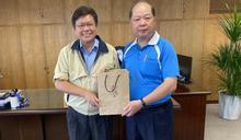 新北新聞記者工會 拜訪中興工程董事長陳伸賢