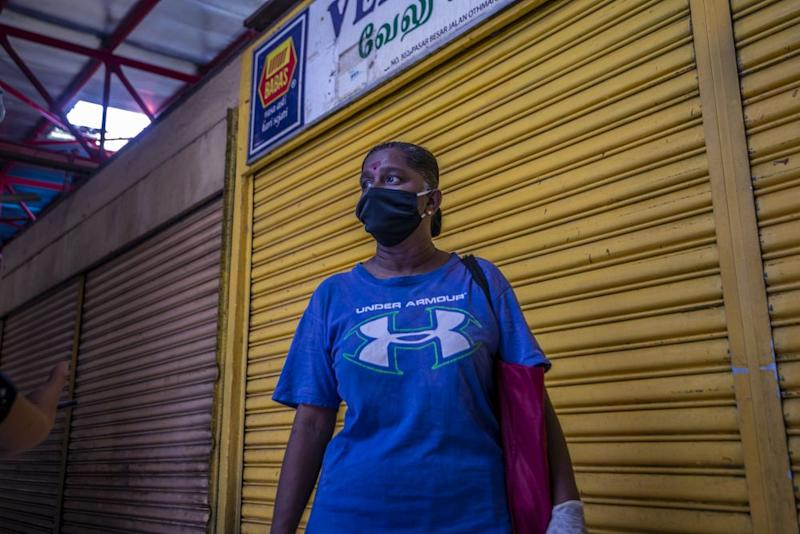 Sundry shop owner Vasanthi said she had to fork out money to redo certain structures of her shop which the authorities dismantled without prior notice.