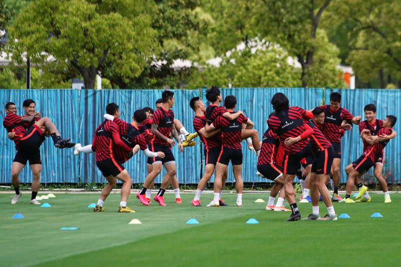 Delayed Chinese Super League season to kick off on July 25