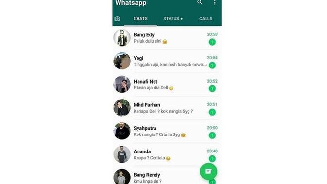 6 Chat dari 'Buaya Darat' Ini Bikin Cewek Baper Sekaligus Ketawa Geli (sumber: Instagram.com/ndorotedjo)