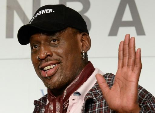 Rodman gives North Korea a copy of Trump's 'The Art of the Deal'