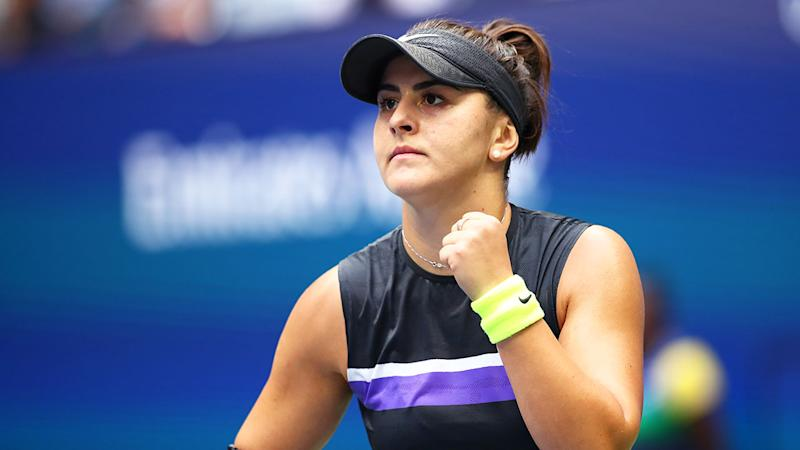 Bianca Andreescu claimed her maiden grand slam title at the US Open.