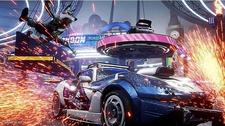 Sony reveals details for PlayStation5 launch title Destruction AllStars
