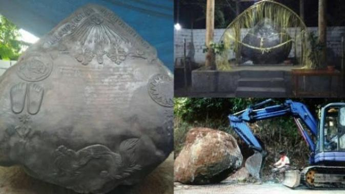 Prasasti kerajaan Keraton Agung Sejagat