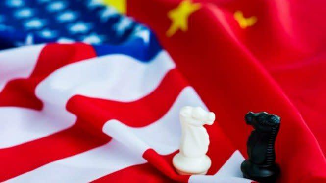 Adu Kuat AS dan China Bidang Teknologi