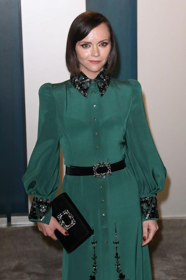 <p>OK, she needs no introducing, but Christina Ricci has done a whole lot since her Casper fame. She's a full-blown Hollywood A-Lister, starring in everything from Sleepy Hollow to playing Zelda Fitzgerald in Z: The Beginning of Everything. </p>